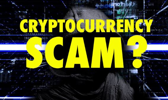 How to avoid scammers in the cryptocurrency space