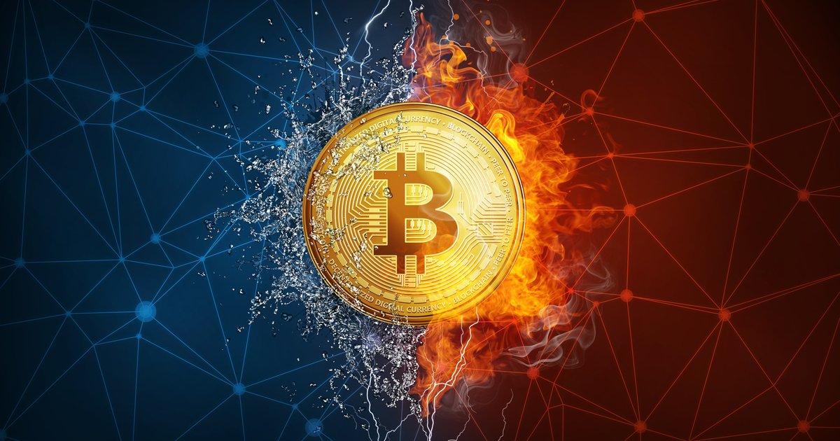 Dua Cryptocurrency Ini Tentukan Di Mana Bitcoin Menuju Berikutnya