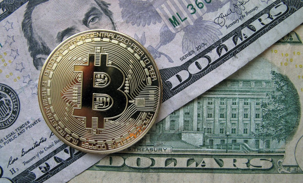 Proposal Dolar Digital AS Mengagetkan Harga Bitcoin Dan Crypto Turun