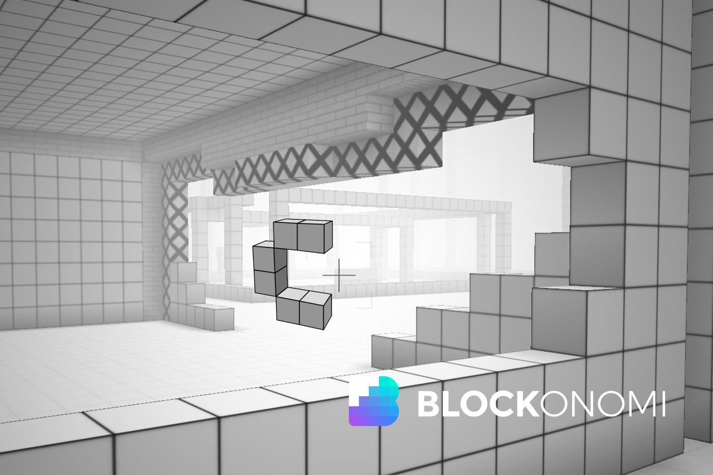 Salah satu Proyek Dunia Virtual Terkeren di Ethereum