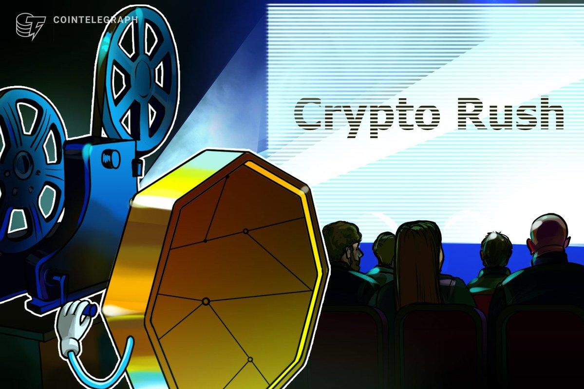Ulasan Film Dokumenter - 'Crypto Rush'