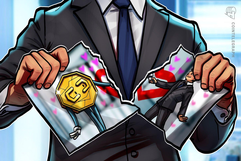 Asap dan Cermin sebagai Bank Mainstream Mencegah Klien Dari Crypto