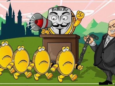 BitMix.Biz Mixer Bitcoin Paling Andal - Keamanan Crypto Cepat Anda pada tahun 2020