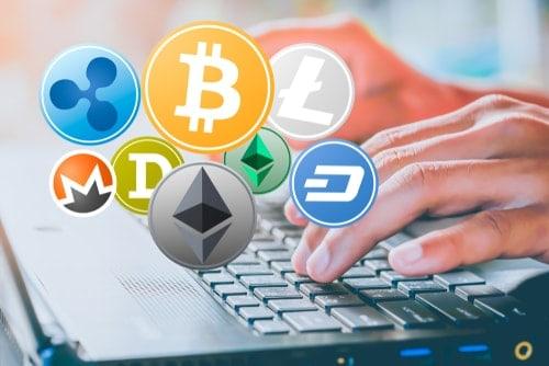 Bitcoin, Ethereum, Ripple, Tezos, dan Chainlink