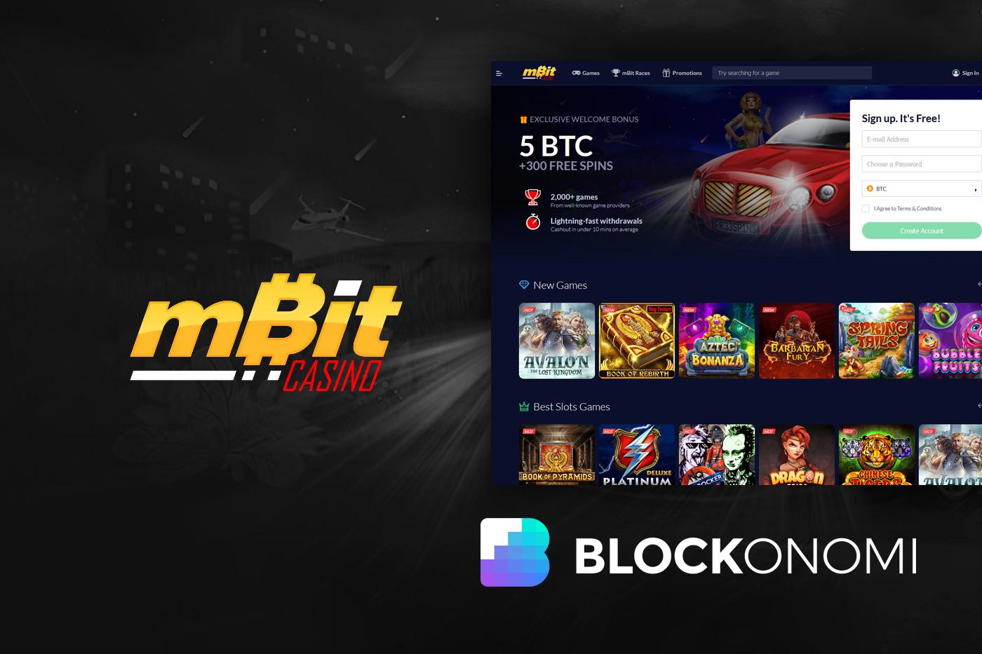 Kasino Bitcoin Tanpa Bonus Deposit