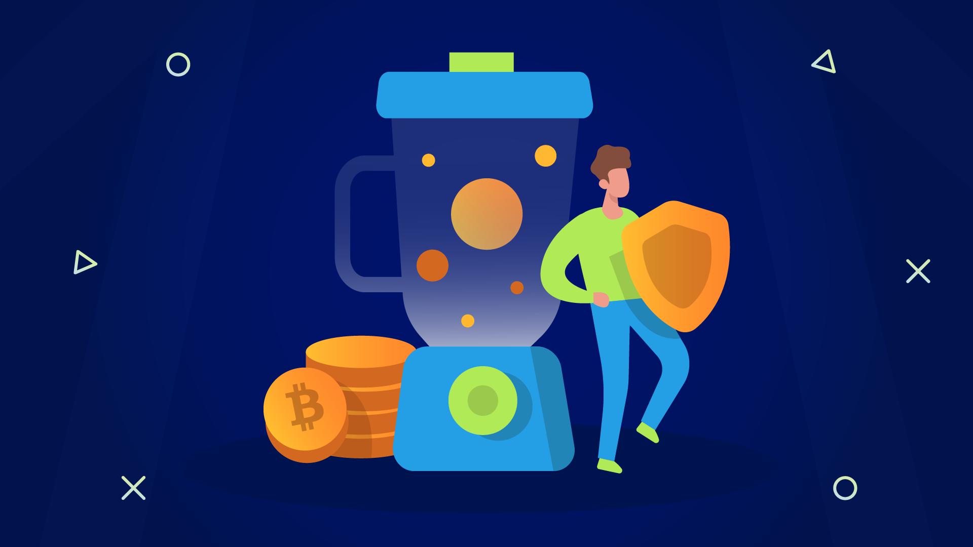 MyCryptoMixer 2020 - Mixer Bitcoin Terbaik Diperlukan Untuk Melindungi Anonimitas dan Privasi Pengguna