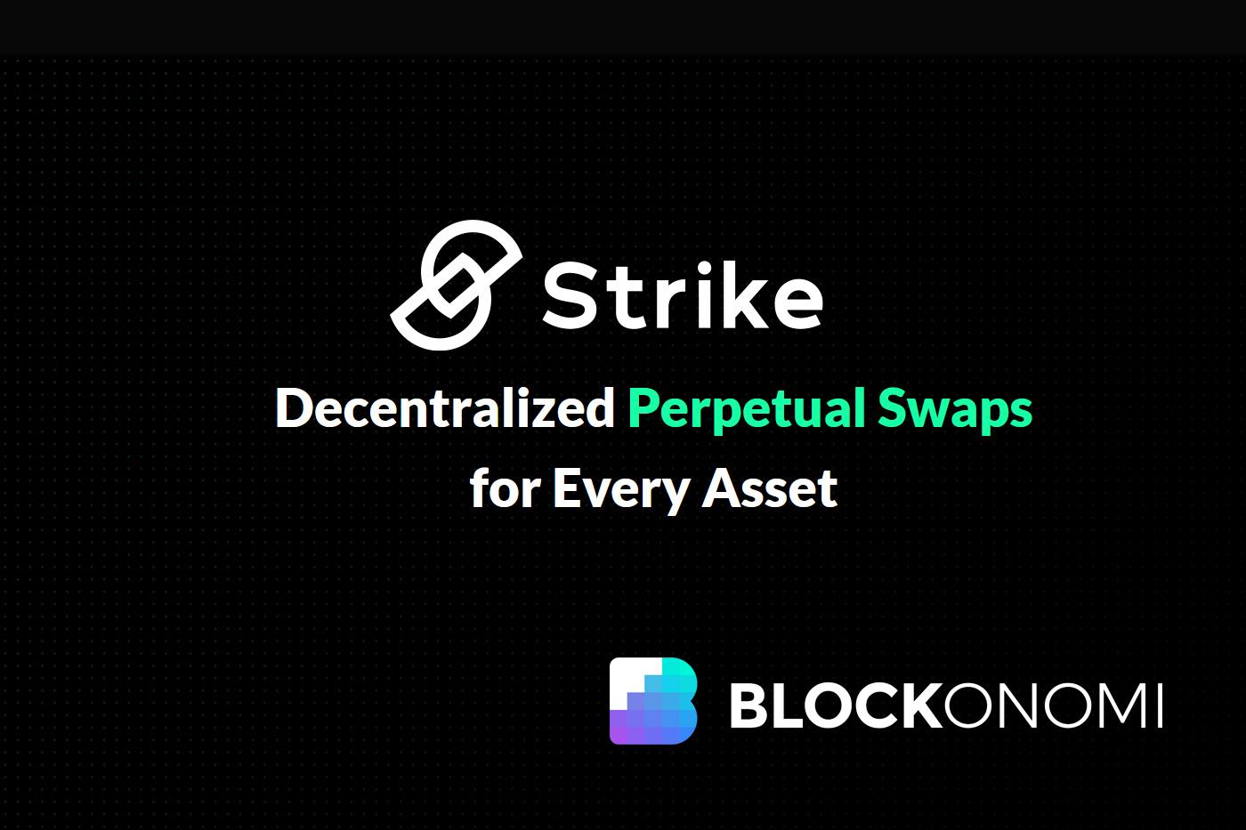Strike Protocol Meluncurkan Platform Swap Baru yang Terdesentralisasi di Ethereum