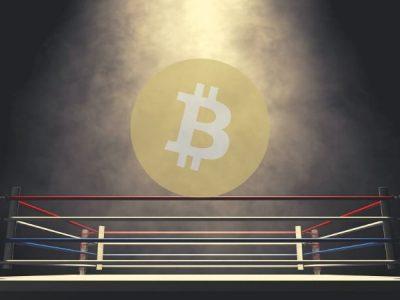 Altcoin Ambil Pukulan Sebagai Paku Bitcoin Di Atas $ 10.000