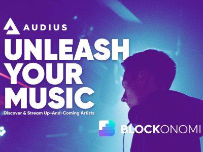 Aplikasi Musik Ethereum Menempatkan Streaming di Tangan Artis