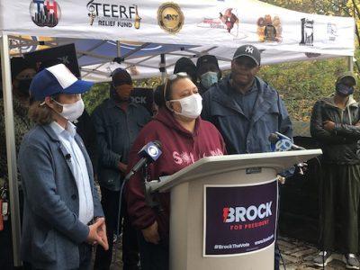 West Side Rag »Pemimpin Penyewa dan Jutawan Cryptocurrency Reli untuk Mengembalikan Gas di NYCHA Setelah Pemadaman
