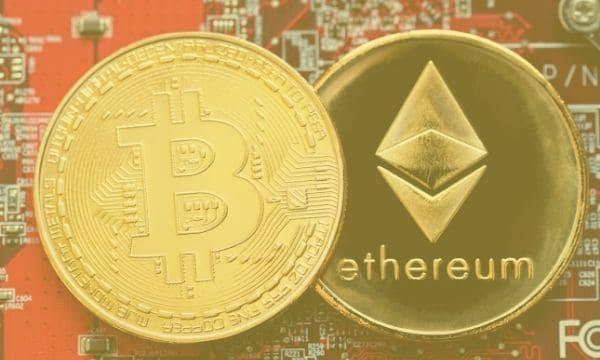 Bitcoin Dan Jaringan Ethereum Mentransfer Nilai Yang Sama Saat Stablecoin Bertumbuh
