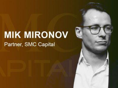 Cryptocurrency Startups Harus Kreatif dalam Penggalangan Dana dan Pemasaran: Wawancara dengan Mik Mironov dari SMC Capital