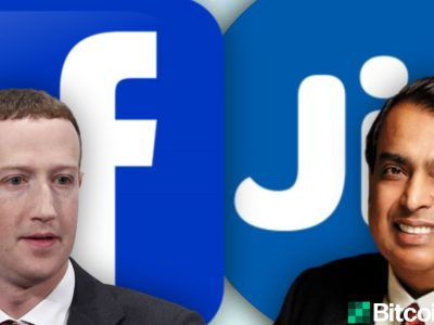 Facebook Membeli Saham di Reliance Jio - Bagaimana Kesepakatan Mempengaruhi Cryptocurrency di India