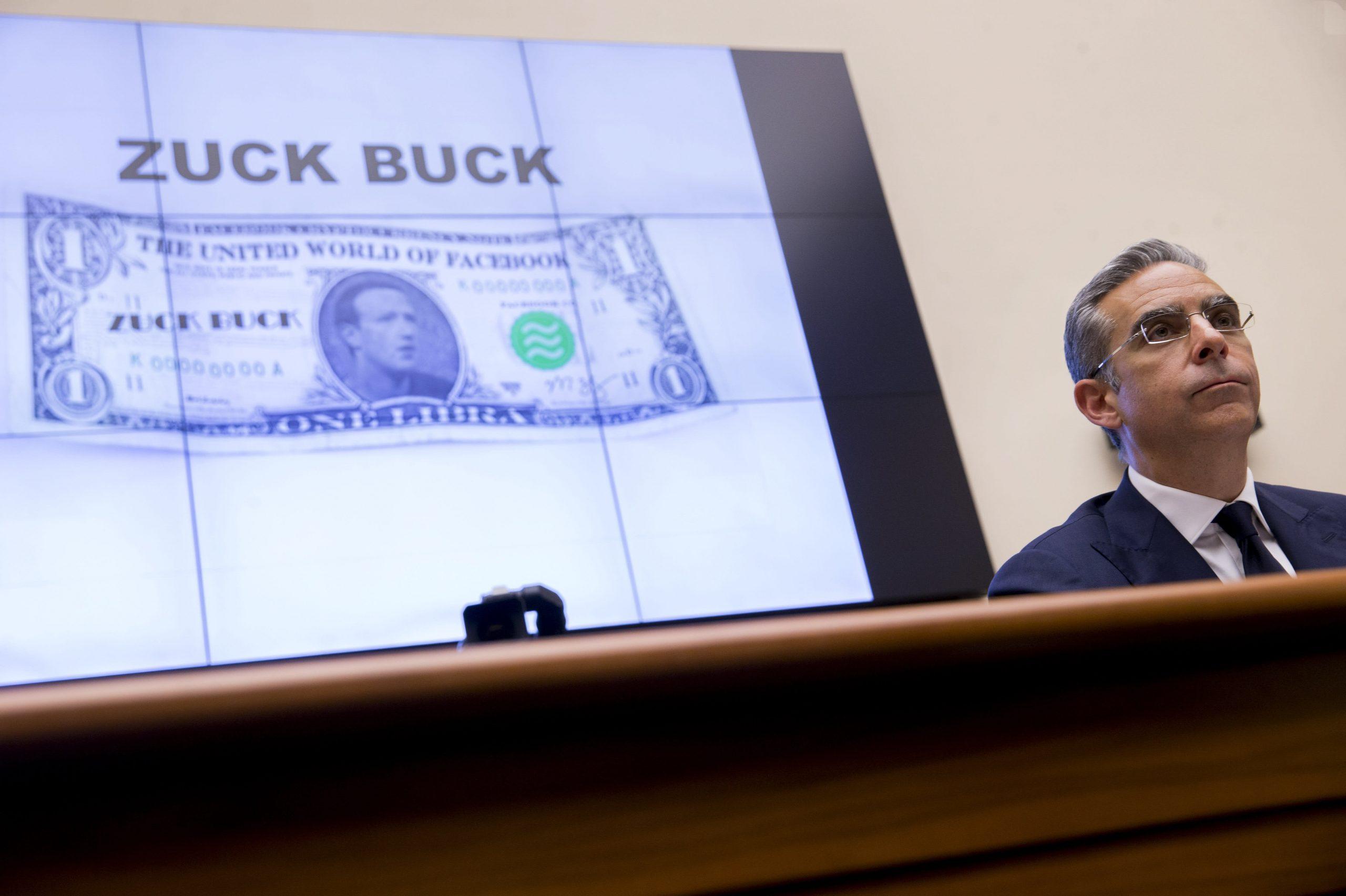 Libra Facebook merencanakan penawaran crypto baru yang didukung oleh hanya satu mata uang