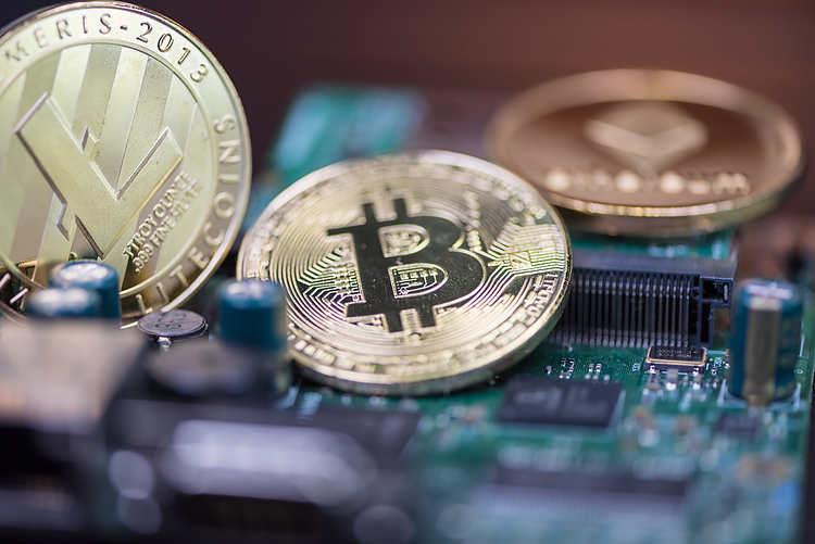 Lima simulator perdagangan mata uang digital