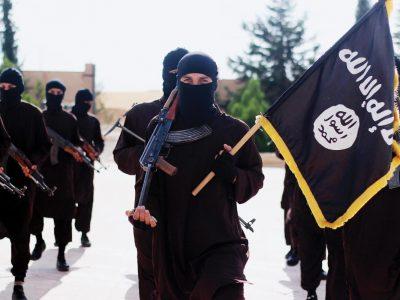 ISIS memiliki dada perang Bitcoin senilai 246 juta poundsterling untuk dibelanjakan dalam kampanye comeback berdarah teror, pakar memperingatkan - The Sun