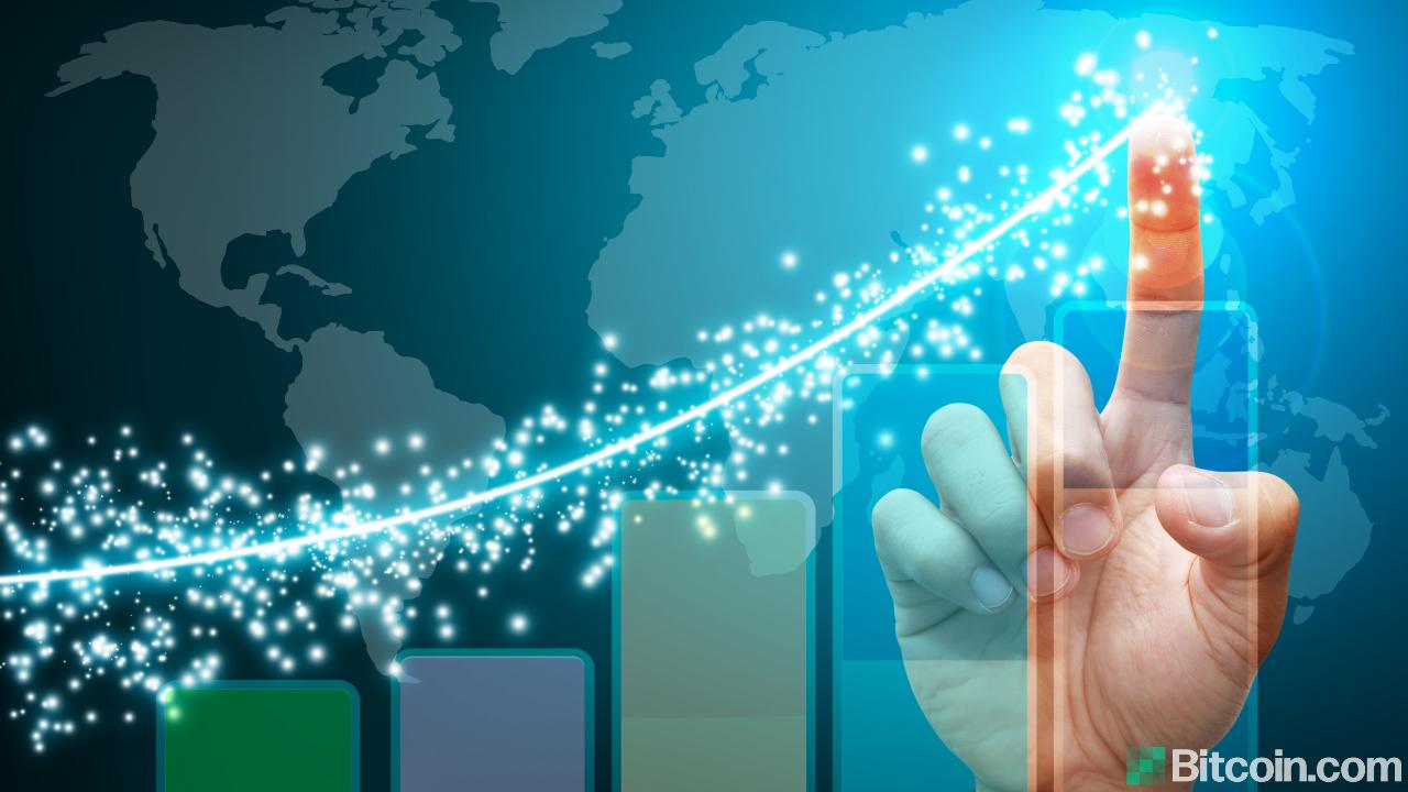 9 Negara Menunjukkan Pertumbuhan Besar dalam Minat Cryptocurrency: Coinmarketcap