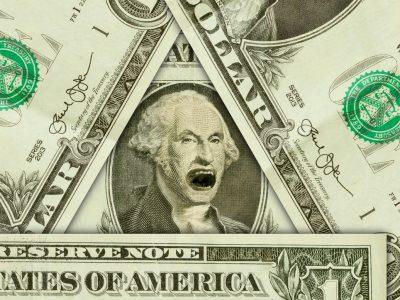 A.S. Hanya Menghancurkan Saingan Potensi Dolar — Apakah Bitcoin Berikutnya?