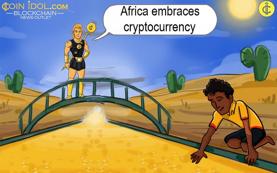 Anak Muda Afrika Mendorong Pengembangan Cryptocurrency di Benua