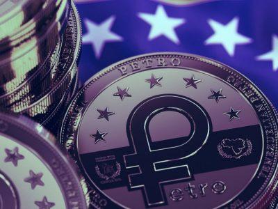 Apakah Venezuela diam-diam sulit memotong petro cryptocurrency-nya?