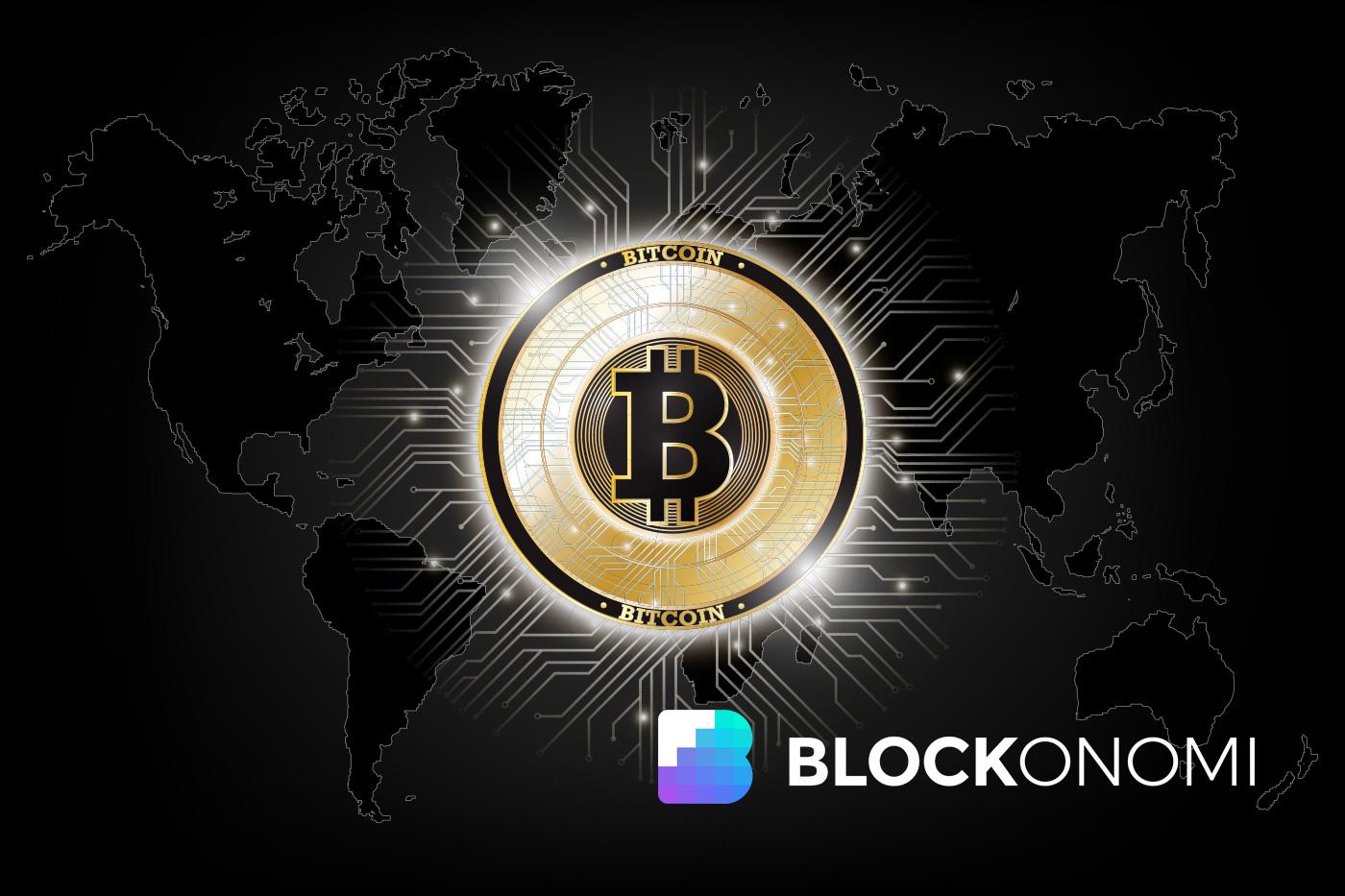 Bitcoin Melonjak ke $ 9.700 Meskipun Ketakutan Ekonomi Federal Reserve