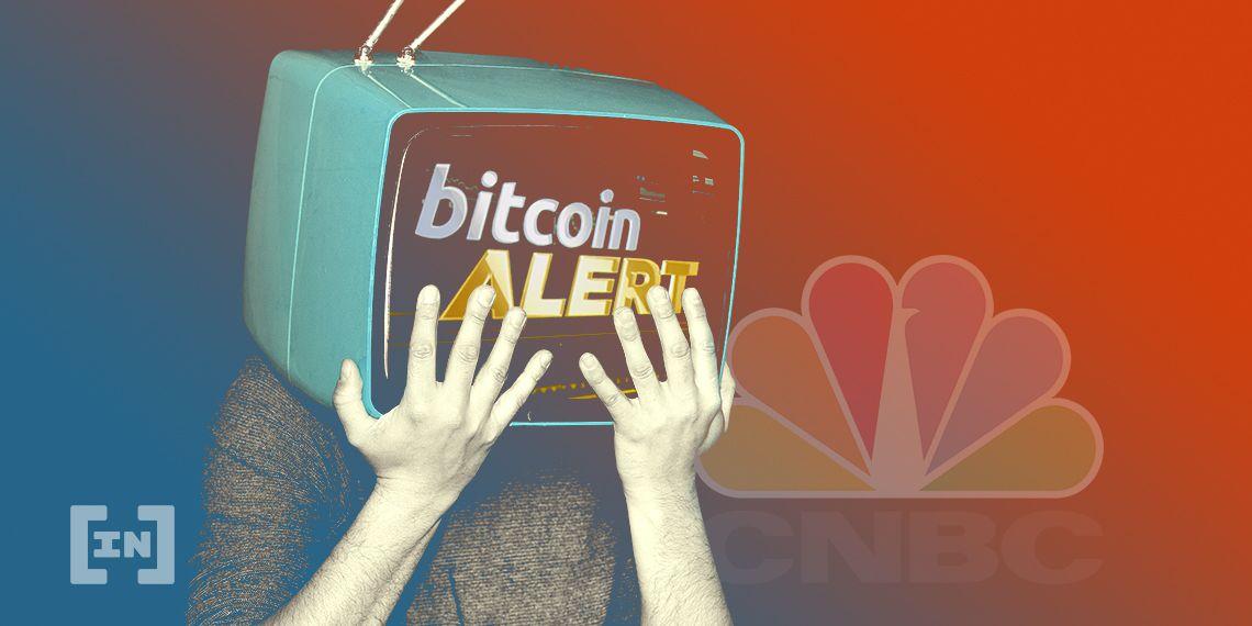 Crypto Community Ngeri ketika CNBC Memprediksi Bullish Bitcoin Run