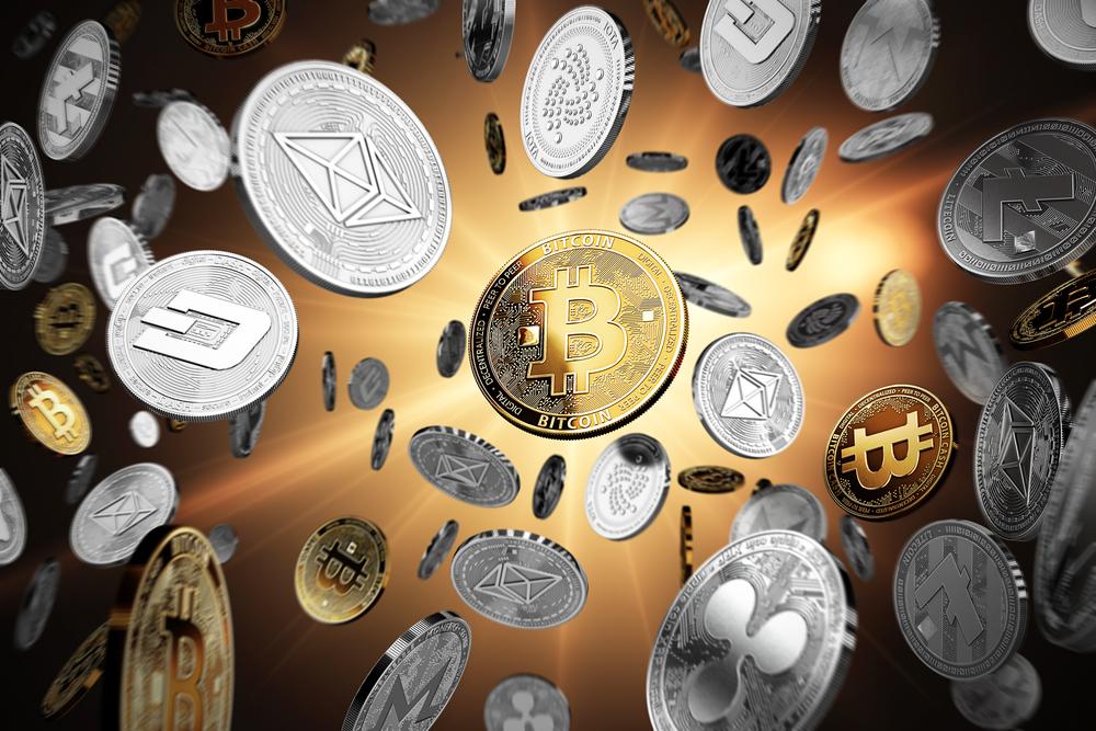 Cryptocurrency Menerima Bantuan Masif di Tengah Inflasi