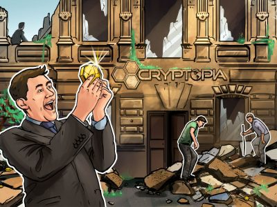 Cryptopia: Bitcoin, Blockchains dan Masa Depan Internet