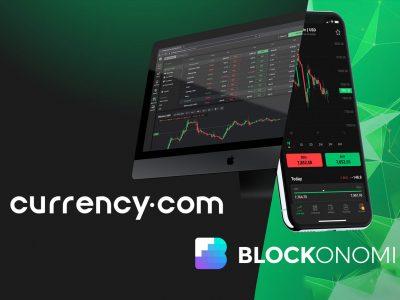 Currency.com: Pertukaran Aset Token yang Diatur