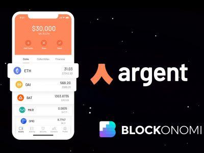 Ethereum DeFi Smart Wallet App Argent Diluncurkan ke Publik