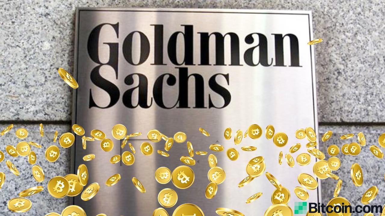 Goldman Sachs Hosting Panggilan Bitcoin sebagai Minat Institusional dalam Peningkatan Cryptocurrency
