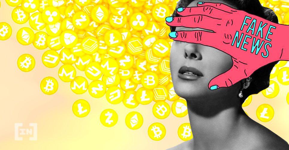 Media Cryptocurrency Keliru Melaporkan Kisah Palsu tentang Pendiri BitMEX