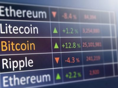 Those offering investments in crypto assets will need to register as investment funds if the proposals are adopted. Image: Shutterstock