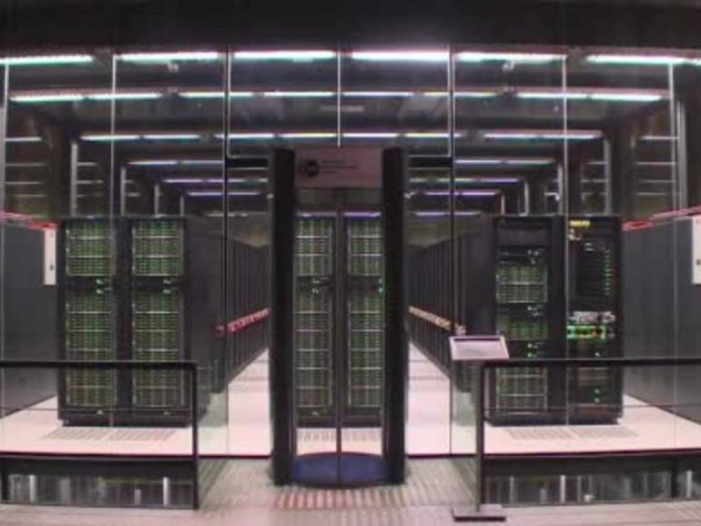 Superkomputer meretas seluruh Eropa untuk menambang cryptocurrency