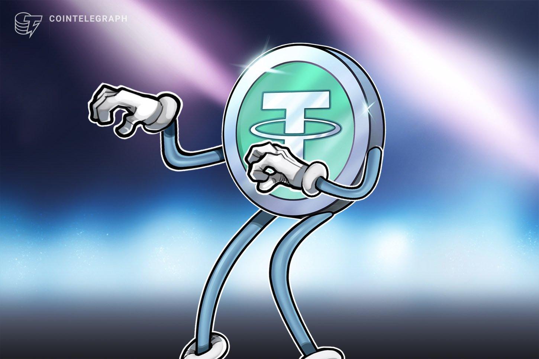 Tether USDT Melampaui XRP sebagai Cryptocurrency Terbesar ke-3