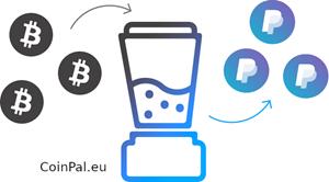 Bitcoin ke PayPal Exchange Layanan Transfer Uang Keluar