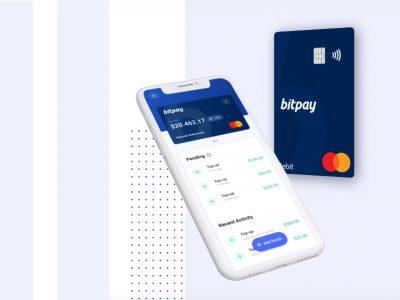 Bitpay Mengungkap Kartu Prabayar Crypto-to-Fiat, Kartu Visa Unggulan Perusahaan Berakhir pada Desember