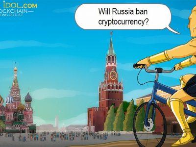 Cryptocurrency Dilarang Menurunkan Biaya Rugi Rusia Lebih Banyak Dari pada Keuntungan