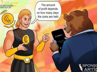 Hasilkan Uang dari Memegang Cryptocurrency Dengan E-wallet.io