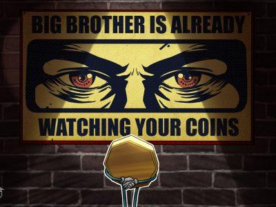 Nevermind Coinbase - Big Brother Sudah Menonton Koin Anda