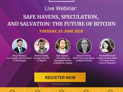 Para Pemimpin Crypto di Masa Depan Bitcoin: Bergabunglah Dengan Kami Secara Webinar Gratis