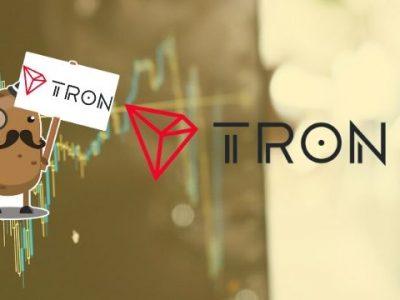TRON Pada 3-Bulan Tertinggi Saat Justin Sun Mengumumkan TRON 4.0 Tanggal Peluncuran: Analisis Harga TRX