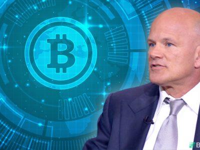 Novogratz: 'Pompa Likuiditas' Global Akan Membuat Bitcoin Naik, Harga Memukul $ 20K Tahun Ini