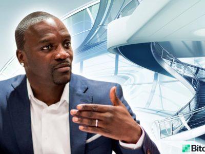 $ 6 Miliar Kota Akon Sedang Berlangsung: Akon Mengatakan Cryptocurrency Akan Memberdayakan Orang Afrika