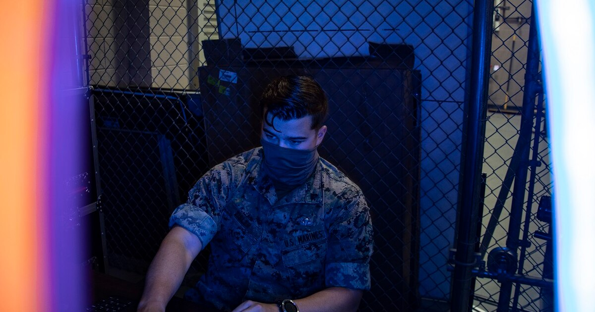 Korps Marinir melarang penambangan cryptocurrency di perangkat pemerintah