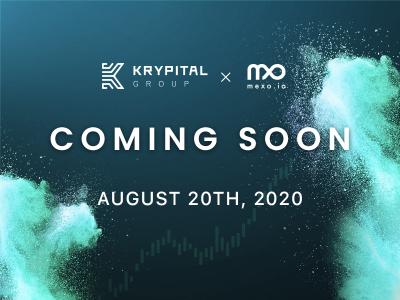 Krypital Group akan Memasuki Pasar LATAM Cryptocurrency Dengan Mexo Exchange, akan Diluncurkan pada 20 Agustus - Siaran Pers