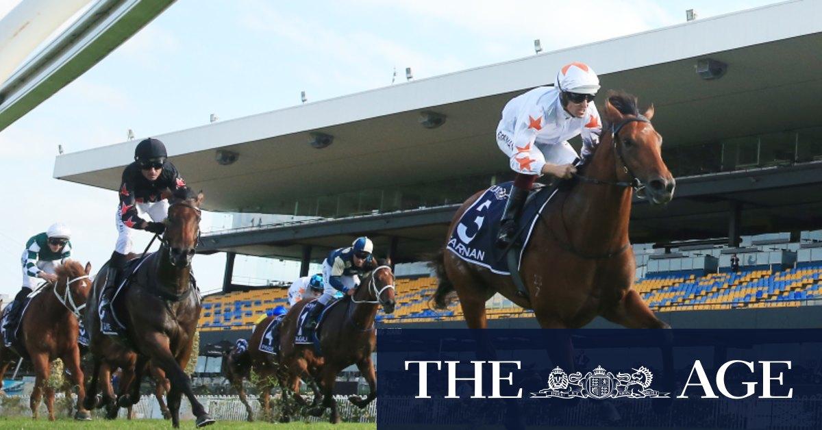 Pejabat balap menyelidiki pakaian pacuan kuda atas penipuan cryptocurrency