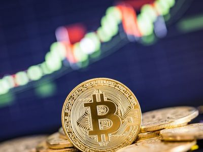 Cryptocurrency Trading on the Rise, Bitcoin Again Crosses USD 12K Mark