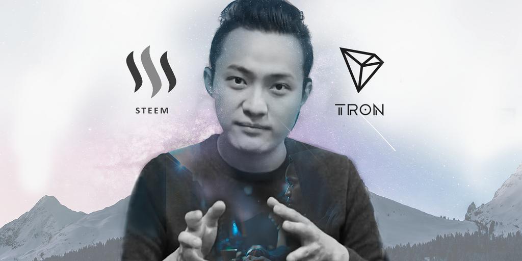 Steem vs Tron: Pemberontakan melawan kerajaan cryptocurrency