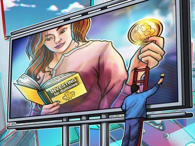 Waktu Penting untuk Adopsi? Crypto Menjadi Arus Utama Dengan TV, Iklan Koran